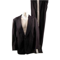 Inglourious Basterds Usher Movie Costumes