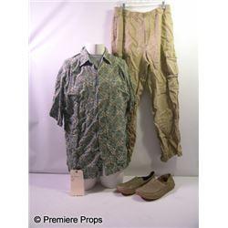 Piranha 3DD Carl (Christopher Lloyd) Movie Costumes
