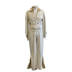 "Elvis Presley ""Western Costume Company"" Aloha Eagle Jumpsuit"