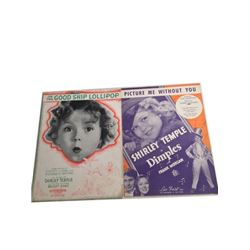 Shirley Temple Sheet Music