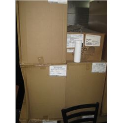 750PC 565ML TALL CYLINDER CONTAINERS WITH LIQUID LIDS