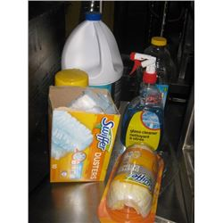 ASSORTED CLEANING LYSOL PRODUCTS