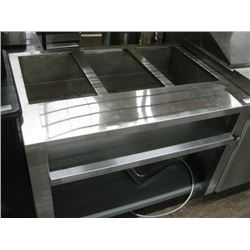 NELLA STM44PSE 44 INCH STEAM TABLE