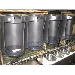 4PC COFFEE POT STANDS