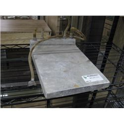 ALUMINUM COLD ICE PLATE