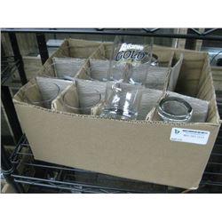 CASE OF KOKANEE GOLD GLASSES