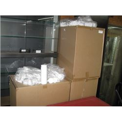 810PC 565ML TALL PLASTIC BOTTLES WITH LIQUID LIDS
