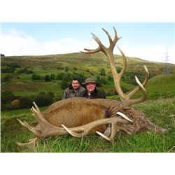 7 Day Scotland Stag Hunt