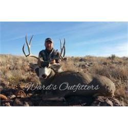 5 Day Arizona Mule Deer Hunt
