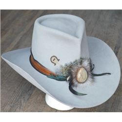 Charlie One Horse hat