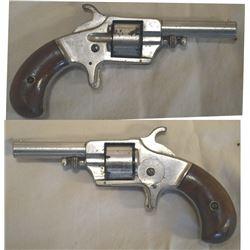Empire .22 pistol, pat'd 1871