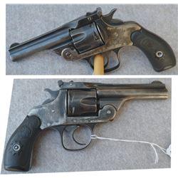 F & W 1800's tip up .32 pistol