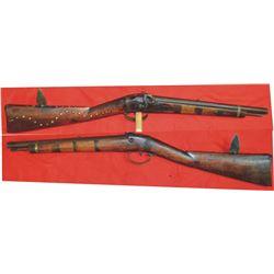 1840-50's Indian blanket gun