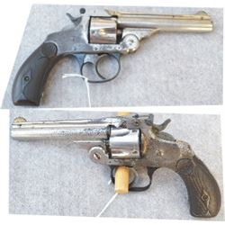 Smith & Wesson 1800's .32 pistol