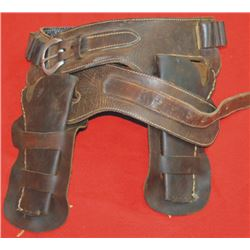 Western Costume Co marked gun rig