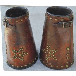 early spotted cowboy cuffs