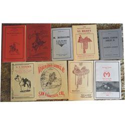 9 saddlery catalog reprints