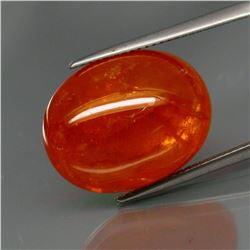 Natural Fanta Orange Spessartite Garnet 29 Carats