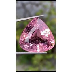 Natural Pink Tourmaline 27 Carats - Untreated