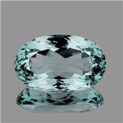 Natural Blue Topaz 34.04 Cts -Unheated & Untreated