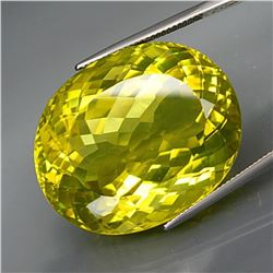 Natural JUMBO Lemon Yellow Quartz 148.79 Ct