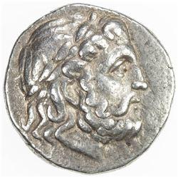 SELEUKID KINGDOM: Seleukos I Nikator, 312-280 BC, AR tetradrachm (17.13g), Seleukeia on the Tigris.