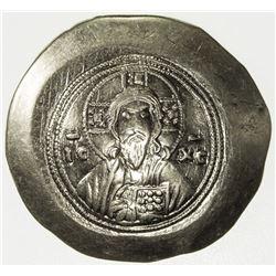 BYZANTINE EMPIRE: Michael VII Doukas, 1071-1078, AV histamenon nomisma (4.41g), Constantinople. EF