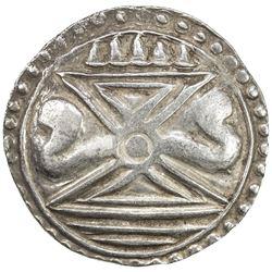 SRIKSHETRA: 1st half of 5th century, AR unit (11.17g)