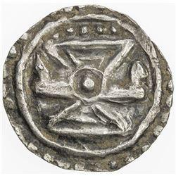 SRIKSHETRA: AR 1/4 unit (2.91g), 8th century