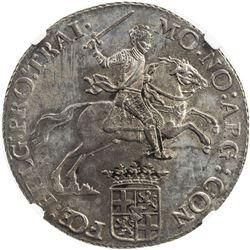 UTRECHT: Dutch Republic, AR 1/2 ducaton, 1776. NGC MS64