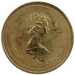 CANADA: AV 100 dollars, 1976. UNC