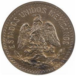 MEXICO: Estados Unidos, AE 10 centavos, 1921-Mo