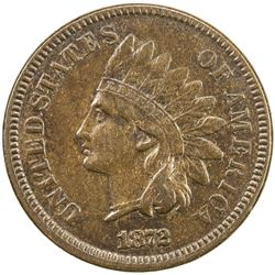 UNITED STATES: 1 cent, 1872, ex Jim Farr Collection