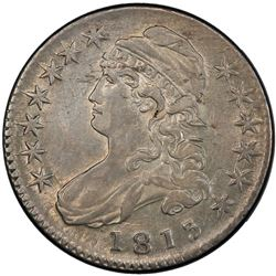 UNITED STATES: 50 cents, 1813