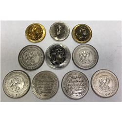UNITED STATES: LOT of 2 diverse groups, retail value $500