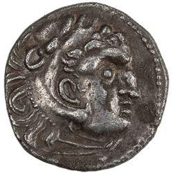 MACEDONIAN KINGDOM: Alexander III, the Great, 336-323, AR drachm (4.04g). VF-EF