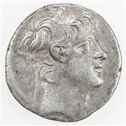 SELEUKID KINGDOM: Antiochos X Eusebes Philopator, 94-83 BC, AR tetradrachm (15.46g), Antioch on the
