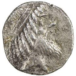 CHARACENE: Theonesios, ca. 25-18 BC, AR tetradrachm (12.83g), Charax-Spasinu, SE29x. F-VF