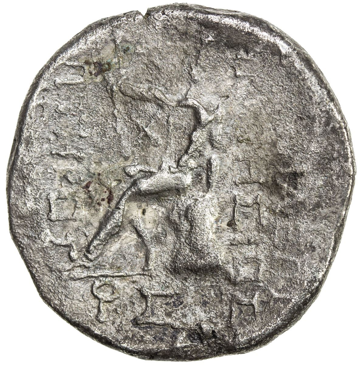 Characene Kingdom Attembelos I AR tetradrachm | eBay