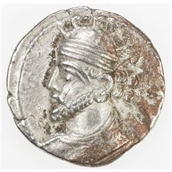 PARTHIAN KINGDOM: Vologases III, AD 105-147, BI tetradrachm (13.91g), Seleukeia on the Tigris, SE435