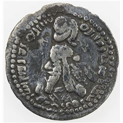 SASANIAN KINGDOM: Ardashir I, 224-241, AR obol (0.66g). F