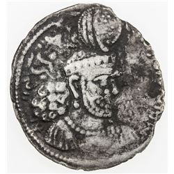 SASANIAN KINGDOM: Hormizd I, 272-273, AR drachm (3.00g). F-VF