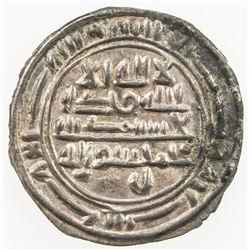 RASSID: al-Mahdi li-din Allah, 1010-1013, AR sudaysi (0.45g), San'a, ND. EF-AU
