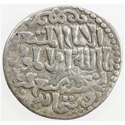 SELJUQ OF RUM: Qilij Arslan IV, 1257-1266, AR dirham (2.85g), Gumus, AH657. VF