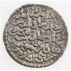 SELJUQ OF RUM: Qilij Arslan IV, 1257-1266, AR dirham (2.93g), Gumushbazar, AH659. VF