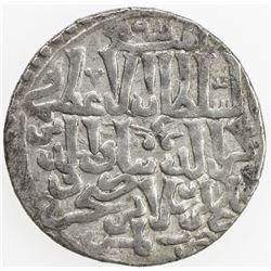 SELJUQ OF RUM: Qilij Arslan IV, 1257-1266, AR dirham (3.01g), Gumushbazar, AH662. VF-EF