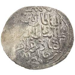 SELJUQ OF RUM: Kayqubad III, 1298-1302, AR dirham (2.14g), Ladik, AH699. EF