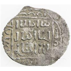 HAMIDID: Anonymous, mid-14th century, AR akce (0.87g), NM, ND. VF-EF