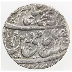 AWADH: AR rupee (10.96g), Asafnagar, year 21. VF