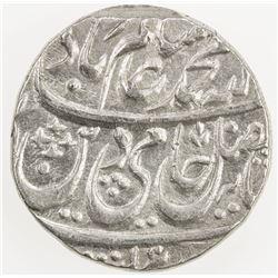AWADH: AR rupee (11.12g), Bareli, AH(120)7 year 29. EF